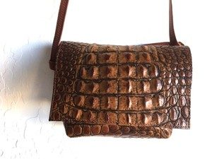 Alligator Cross Body Bag