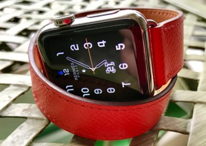 Hermès Hermes Apple Watch Double Tour--New Watch and new Series 2 band