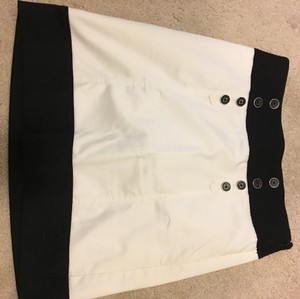 White House | Black Market Mini Skirt
