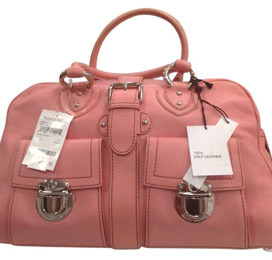 Preload https://item5.tradesy.com/images/marc-jacobs-venetia-pink-calf-leather-satchel-1989884-0-0.jpg?width=440&height=440