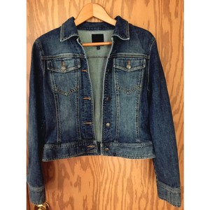 The Limited Denim with brass buttons Womens Jean Jacket