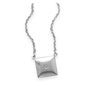 April Diamond Necklace