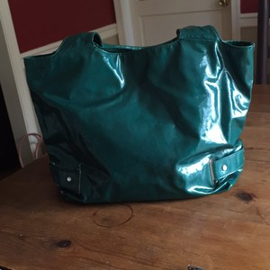 Maxx New York Tote in Teal Green