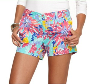 Lilly Pulitzer Callahan Trippin And Sippin Dress Shorts
