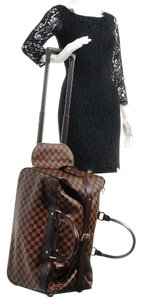 Louis Vuitton Rolling Luggage Pegase Zephyr Travel Bag