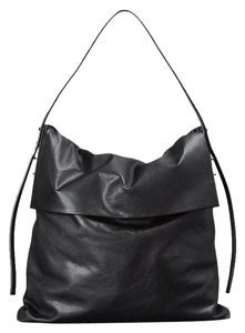 Rick Owens Leather Tote Hobo Bag