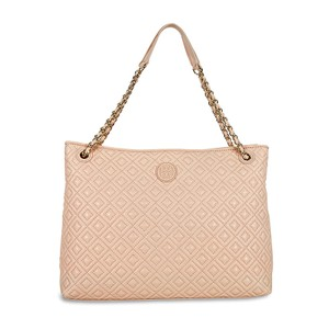 Tory Burch Tote in Pale Apricot