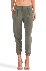 Joie Silk Relaxed Pants Fatigue