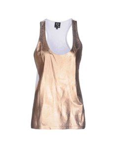 MCQ by Alexander McQueen Top Gold