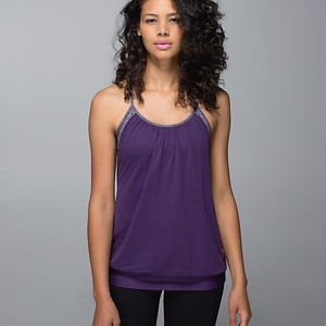 Lululemon NWT NO LIMITS TANK SIZE 4