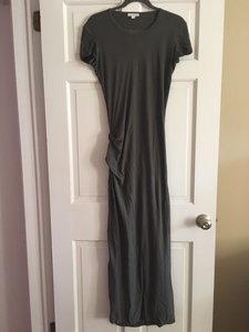 Green/Gray Maxi Dress by James Perse