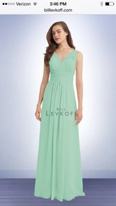 Bill Levkoff Mint Bill Levkoff Dress