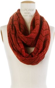Madewell Madewell Lightweight Wool Circle Scarf with Chevron Design