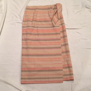 Talbots Skirt Beige and khaki