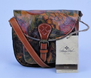 Patricia Nash Designs Leather Cross Body Bag
