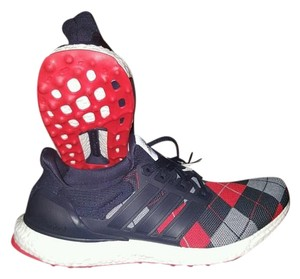 adidas Ultra Boost Kva Plaid Red Athletic