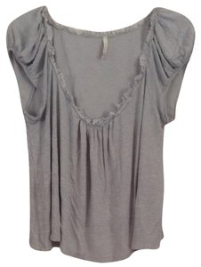 Olivia Moon T Shirt Gray