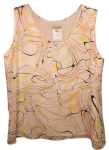 Louis Feraud Top Print