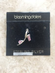 Bloomingdale's Bloomingdales Sterling Silver Shoe Charm
