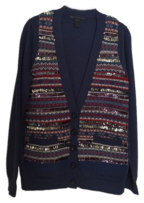 Preload https://item1.tradesy.com/images/marc-by-marc-jacobs-cardigan-size-12-l-1990000-0-0.jpg?width=400&height=650