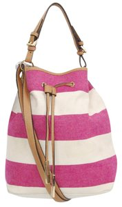 Tommy Hilfiger Th Stripes Hobo Bag