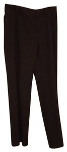 Banana Republic Pencil Trouser Pants Black