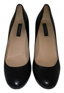 Ann Taylor Heels Leather Leather Black.. Pumps
