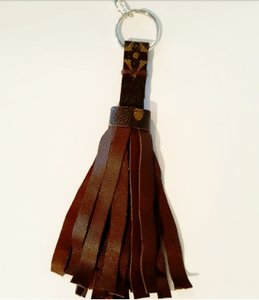 Charmed by KMarie Upcycled Tassel ****SOLD PER SITE****