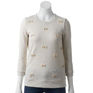 LC Lauren Conrad Enchanted Woodlands Sweatshirt