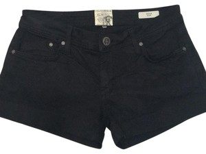 Dylan George Mini/Short Shorts Black