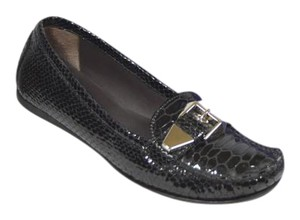 Stuart Weitzman Loafers Moccassins Black Flats