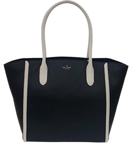 Kate Spade Tote in Blk / Pebble