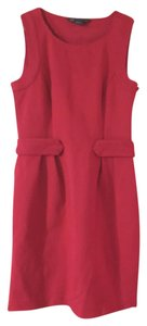 A|X Armani Exchange short dress Red Above Knee on Tradesy