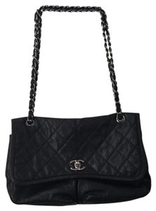 Chanel Stitch It Flap Shoulder Bag