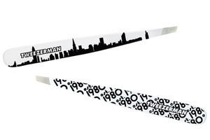 Tweezerman Tweezerman 30th Anniversary Tweezeer- Limited Edition, White