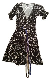 Just Cavalli short dress Giraffe print on Tradesy