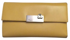 Salvatore Ferragamo Smooth Leather Wallet