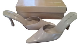 Taupe Mules