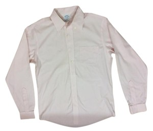 Brooks Brothers Button Down Button Down Shirt Pale pink