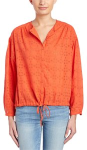 Free People Top Persimmon