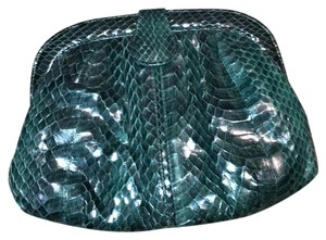 Other Emerald Green Clutch