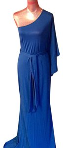 Cobalt Maxi Dress by VENUS