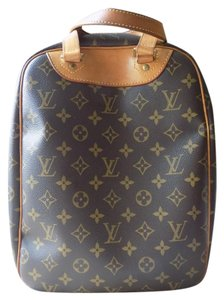 Louis Vuitton Lv Monogram Travel Satchel