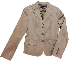 Kenneth Cole Tan Blazer