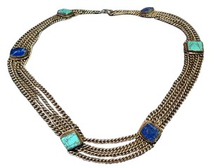 Marilyn Rae Cohen 1980's Afghani necklace, belt #23