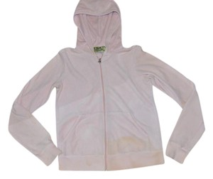 Juicy Couture Hoodie Light Pink Jacket