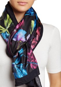 Ted Baker Midnight Blooms Anniversary Scarf