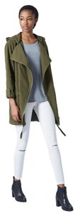 Topshop Army Parka Fall green Jacket