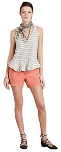 Level 99 Anthropologies Mini/Short Shorts Coral