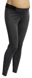 Mom & Co. Charcoal Ankle-Zip Maternity skinny pants